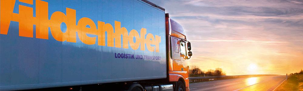 Wilderhofer kamion - a szállítmányozó cég segítségével történt a digitális fuvarlevél tesztelése