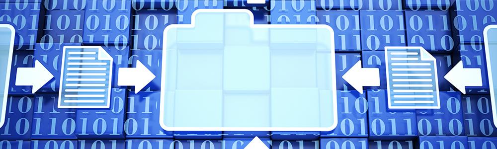 EDI lehetőség - a technológia számos potenciált rejt magában - digitális fájlok bináris kód előtt