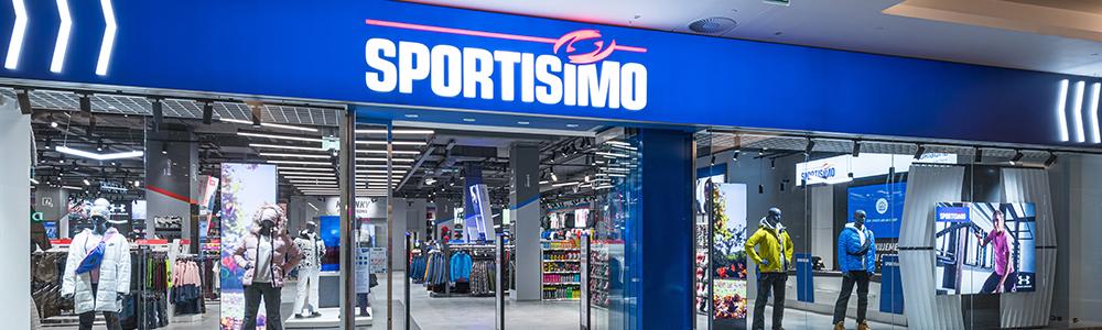 EDI a SPORTISIMO-nál - a sportruházatot forgalmazó vállalat kirakata